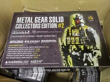 Metal Gear Solid Kubrick Collector's Edition 2 (2009) Brand New Factory Boxed