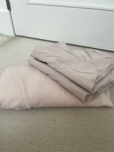 Stokke Sleepi Canopy and 2 fitted sheets for mini, colour Rose