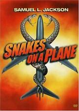 Snakes on a Plane (Dvd, 2007, Widescreen) - New