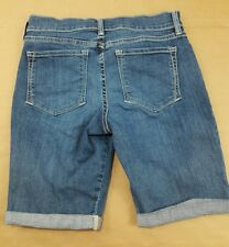 NYDJ Not Your Daughter's Jeans Shorts Womens Size 2 MADE IN USA