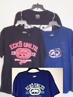 NWT Ecko unltd Mens T Shirts M L XL Blue Black
