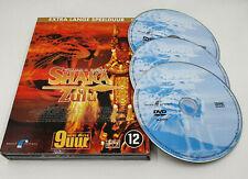 Shaka Zulu Mini Serie 3 Disc Dvd Box Set 9 Hrs Dutch Import 2002