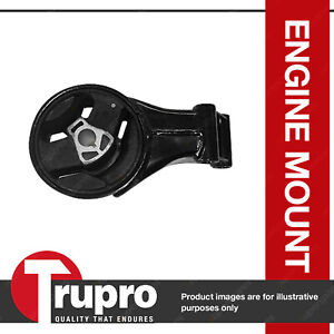 Rear Engine Mount For HOLDEN Cruze JG JH F18D4 A14NET A16LET Auto Manual