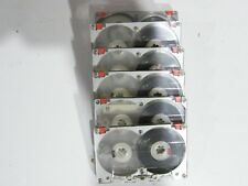 6 TDK MA-R60 AUDIO CASSETTE TAPES; TYPE IV, METAL, SINGLE PREVIOUS USE