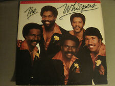 THE WHISPERS IN YOUR EAR LP ORIG '79 SOLAR SYNTH FUNK DISCO MODERN SOUL VG+