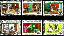 Disney Stamps, Turks And Caicos Islands, Year 1982, Mnh, Lot 41