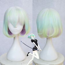 Land of the Lustrous Houseki no Kuni Diamond Cosplay Wigs Twinkle Wig + Wig Cap