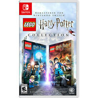 Warner Bros. LEGO Harry Potter Collection Nintendo Switch