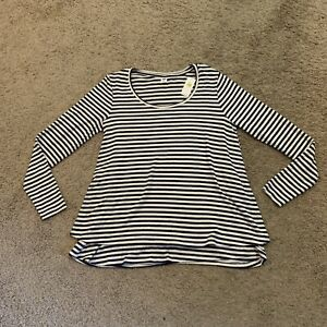 NWT! Old Navy Maternity Double Layer Nursing Top/Shirt - Size Small