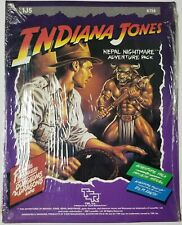IJ5 - Nepal Nightmare - Indiana Jones RPG Adventure Pack - TSR - sealed