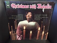 Christmas with Mahalia In Shrink VG+ LP Columbia Stereo