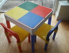 3 in 1 Kids Lego Table