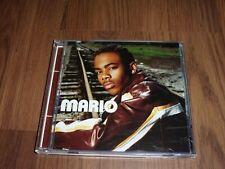 Mario : Mario CD (2002) SELF TITLED CLIVE DAVIS PETER EDGE JRECORDS
