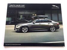 2018 Jaguar XF 94-page Original Car Sales Brochure Catalog Turbo XF-S