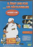 Série Animée Il Etait Une Fois ... Les Découvreurs Coffret 6 Dvd L'intégrale