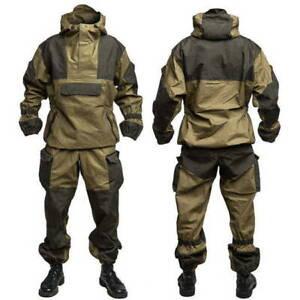 Original Russian Military Spetsnaz Tactical Suit Gorka 4 Bars Anorak