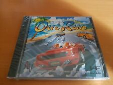 PC ENGINE OUT RUN NEW JAP NEC TURBO DUO
