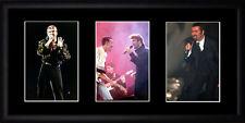 George Michael Framed Photographs PB0331