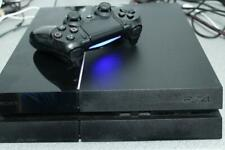 Sony PlayStation 4 500GB Jet Black Console Bundle -PSN Banned - Free Delivery