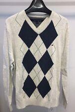3d58136f5a08 Tommy Hilfiger V-Neck Sweaters for Men