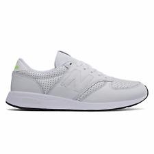 New Balance Men's Fashion Sneakers 420 White Lime MRL420SJ