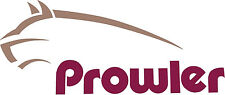 Prowler rv decal sticker graphic Lettering With Cat Image 2 Color