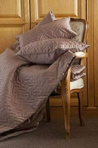 Belledorm Valencia Luxury Lightly Quilted Bed Runner Brown 70 x 220cm