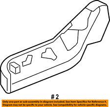 CHRYSLER OEM Seat Track-Side Shield Left 1JB191S3AA