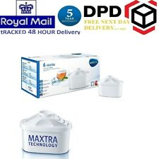 BRITA MAXTRA Water Filter Cartridges - Pack of 6 * FREE  DELIVERY *
