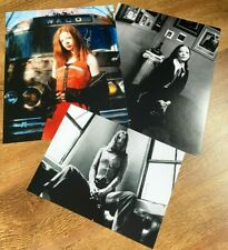 Shirley Manson 3 x Angelfish 1993 & Garbage 1996 band press photo prints