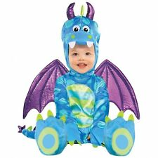 Baby Little Dragon Costume Kids Fancy Dress Book Week Outfit Monster 12 - 18 Months
