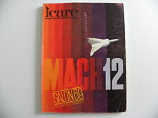 ICARE Revue de l'aviation française n°50 - Mach 12