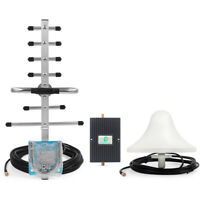 850/1900MHz 2G 3G 4G Cell Phone Signal Booster Mobile Repeater Kit AT&T Verizon