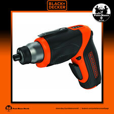 BLACK+DECKER. Svitavvita 3.6V Litio - 3.6V Li-Ion screwdriver | CS3653LC-QW