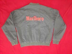 Vintage Marlboro Reversible (Black/Red) Jacket Adult size XL embroidery logo