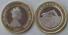 Gibilterra 2 Pounds 2015 unz.