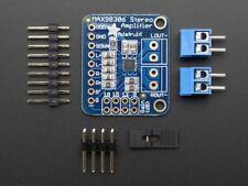 Adafruit Stereo 3.7W Class D Audio Amplifier - MAX98306 [ADA987]