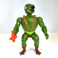 MOTU Kobra Khan 1983 Masters of the Universe He Man 100% Complete Action Figure