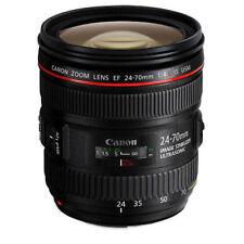 Canon EF Mount 24-70mm SLR Camera Lenses