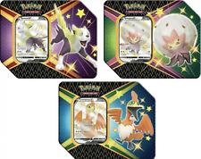 Pokemon Shining Fates V latas conjunto de los 3 boltund, Eldegoss & cramorant