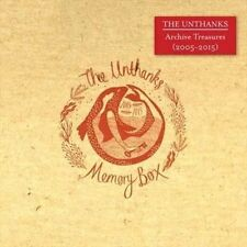 Archive Treasures 2005-2015 The Unthanks Audio CD