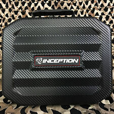 New Inception Designs Carbon Fiber Padded Paintball Gun Travel Case - Small