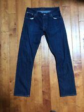 Nudie Skinny Selvedge Raw Dude Dan Jeans 30x29.5 l