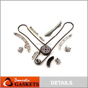 Timing Chain Kit Fits 08-15 Subaru Legacy Outback Tribeca 3.6L DOHC EZ36D