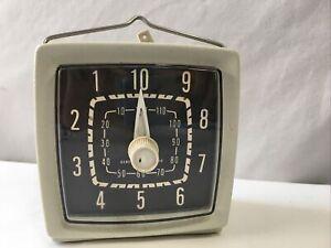Vintage General Electric Mechanical Timer 120 Min WORKS