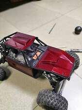 AXI230012 Axial Capra 1.9 Body Panel Set Carbon Fiber(Red)