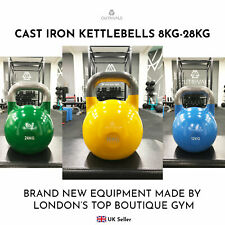 COMPETITION STEEL KETTLEBELLS 8-28kg SETS Style Home Fitness Training Crossfit