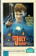 (VHS) The July Group - Ken Pogue, Nicholas Campbell, Chapelle Jaffe, Tom Butler