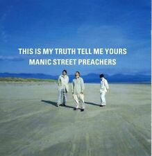 MANIC STREET PREACHERS this is my truth tell me yours (CD album) indie rock