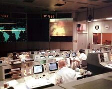 New 8x10 Photo: Mission Control before Apollo 13 Explosion, 1970
